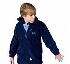 TWYFORD FLEECE - HALF ZIP